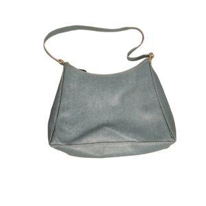 Vintage Liz Claiborne Baby Blue Shoulder Bag